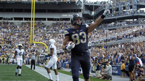 The Pitt-Penn State Game Exemplified the Beauty ofSports