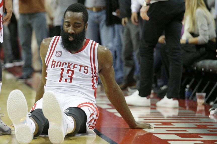 The Evasiveness of Winning: A James Harden Complex