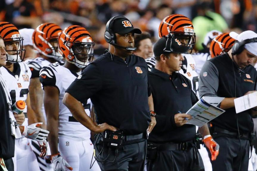The Bengals' Back-to-Back Bungles